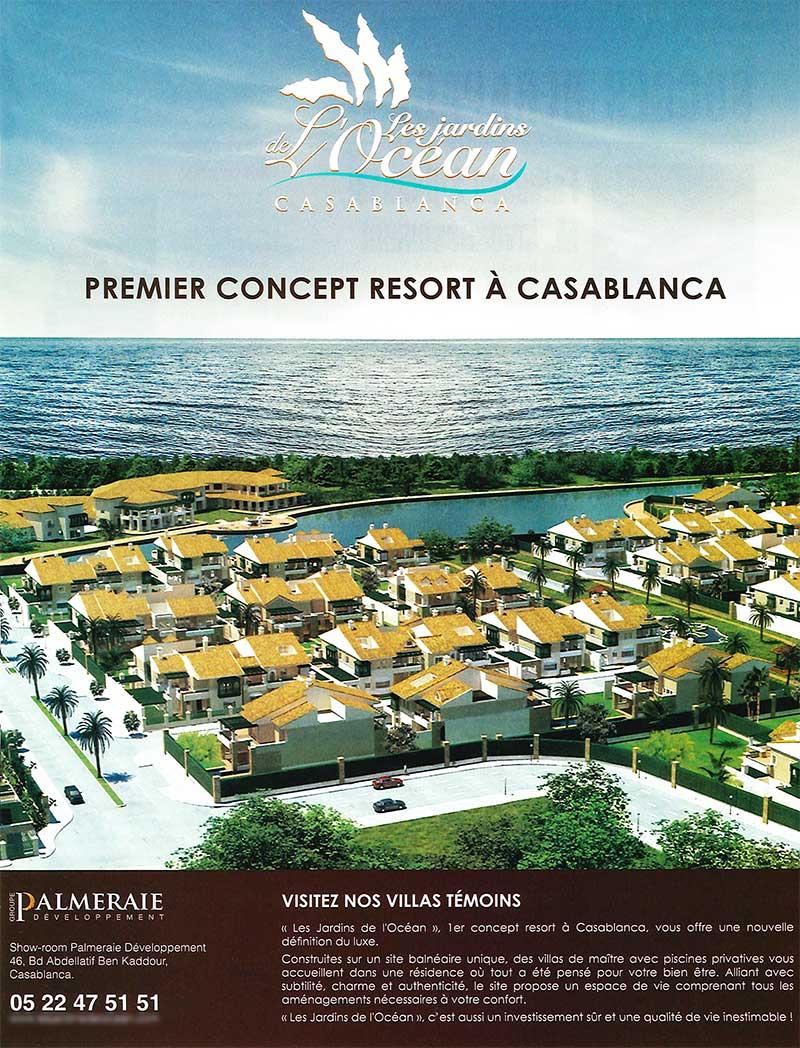 Jardins De L Ocean Programme Immobiler Maroc Keriximmo
